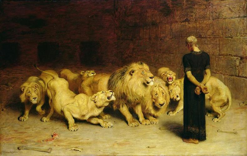 daniel-in-the-lions-den-briton-riviere1